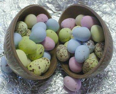 Easter Chocegg