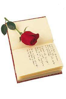 Trandafir Pe Carte