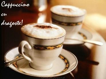 Cappuccino Cu Dragoste