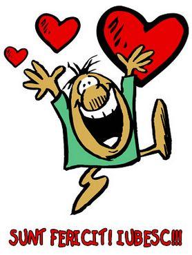 Sunt Fericit! Iubesc!!!