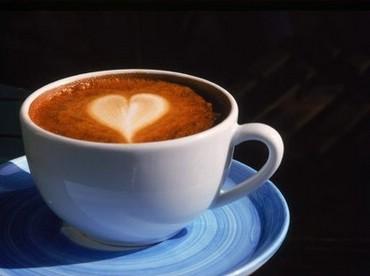 Inima In Ceasca De Cafea