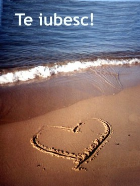 Te Iubesc - Plaja