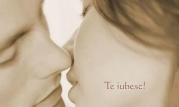 Te Iubesc - Sarut