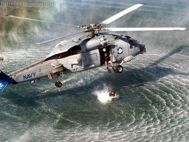 Sh 60b Seahawk Hover