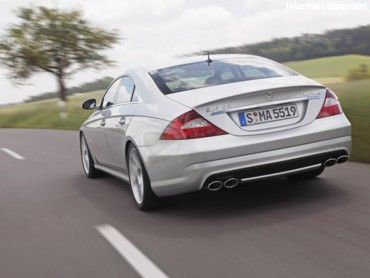 2005 CLS 55 AMG