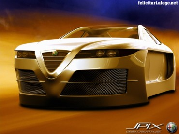 Alfa Romeo Spix front