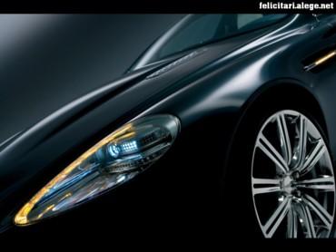 Aston Martin black