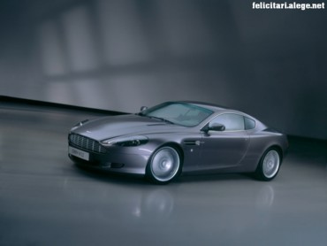 Aston Martin DB9 V2