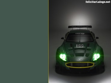 Aston Martin side