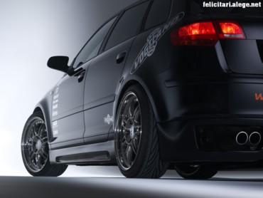 Audi A3 down