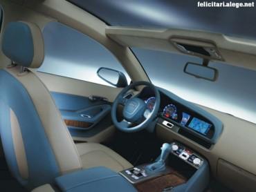 Audi inside
