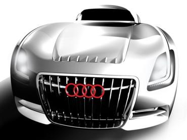 Audi Nero front