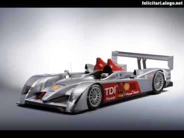 Audi R10 TDI front left