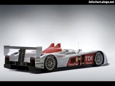 Audi R10 TDI rear