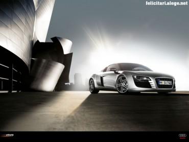 Audi R8 rules