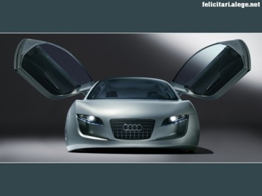 Audi RSQ open