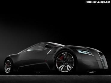 Audi R-Zero concept