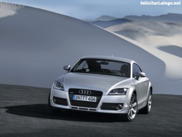 Audi TT 2007 front