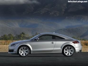 Audi TT left side
