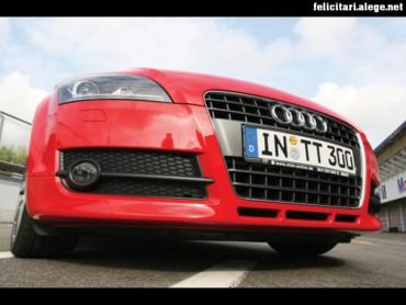 Audi TT MTM front