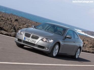 BMW 335i front
