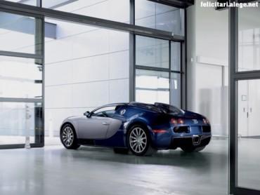 Bugatti Veyron back