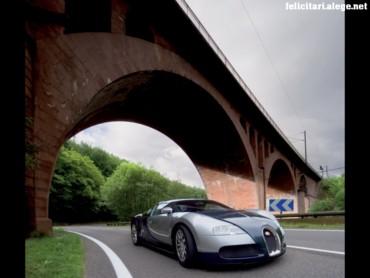 Bugatti Veyron bridge