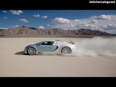 Bugatti Veyron desert