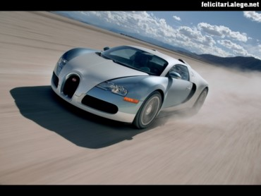 Bugatti Veyron salt