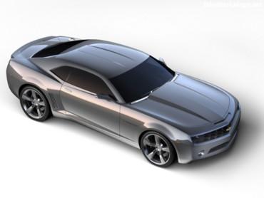 Camaro silver
