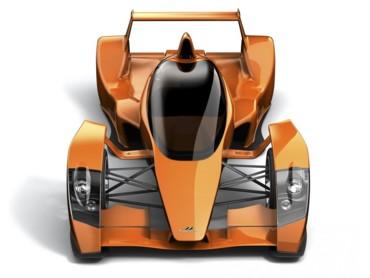 Caparo T1 front
