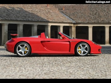 Carrera GT red