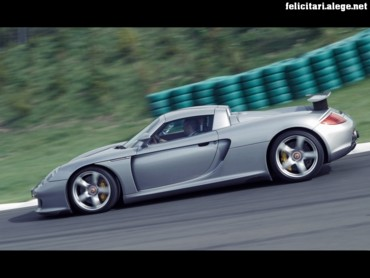 Carrera GT speed