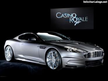 Casino Royale grey