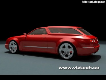 Chevrolet Impala left