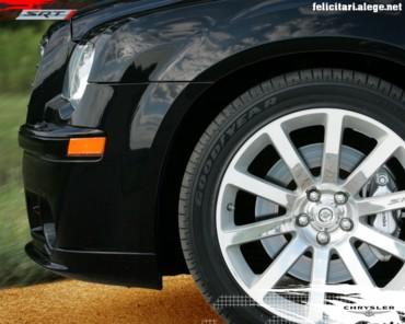Chrysler SRT wheel