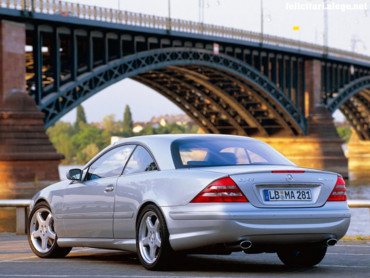 CL 55 AMG #2