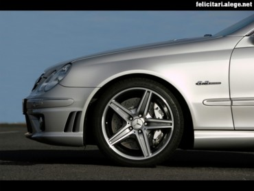CLK 63 AMG Front