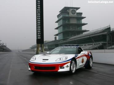 Corvette Z06 Pace