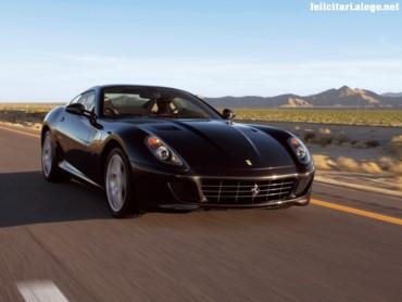 Ferrari 599 GTB black