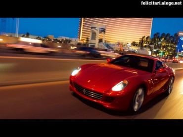Ferrari 599 GTB out