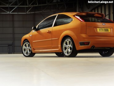 Ford Focus ST 9