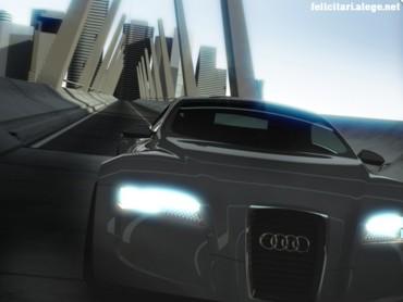 Future Audi R-Zero