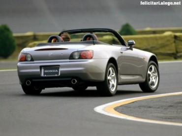 Honda S200 grey