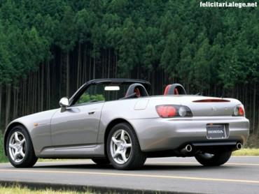 Honda S2000 grey