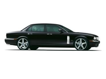 Jaguar XJR black
