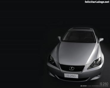 Lexus IS 250 black
