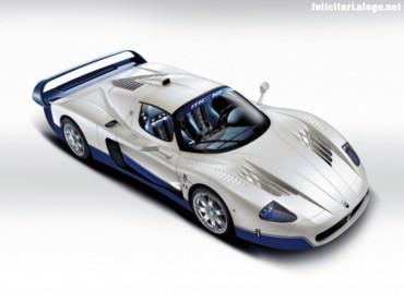 Maserati profile