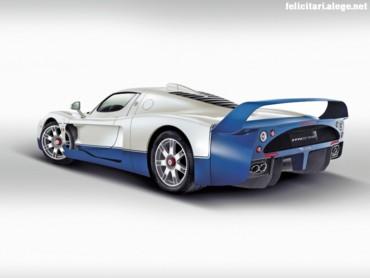 Maserati rear