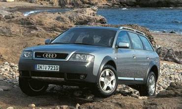 Audi Teren